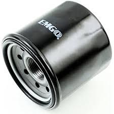 EMGO Black Spin-On Oil Filter for Cagiva 650 Raptor I.e. V-Raptor 2000-2005