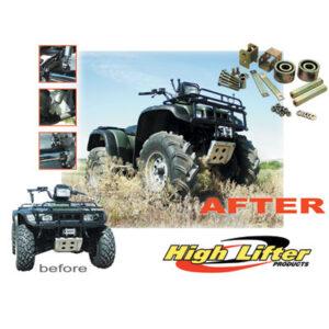 High Lifter Lift Kit for Arctic Cat PROWLER 550 H1 EFI 2009