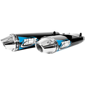 HMF Racing Competition Series Silencer for Honda TRX 700XX 2008-2009