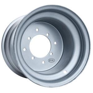 4/110 4/130 ITP Steel Wheel 10X8 3.0 + 5.0 for Arctic Cat 150 2009-2017