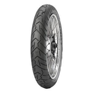 100/90-19 (57V) Pirelli Scorpion Trail II Front Motorcycle Tire for BMW F650 1997-1999