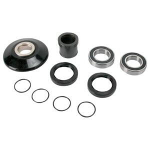 Pivot Works Front Wheel Bearing and Collar Kit for Honda CR125R 2004-2007