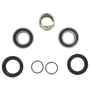 Pivot Works Front Wheel Bearing and Collar Kit for Kawasaki KLX400R 2003