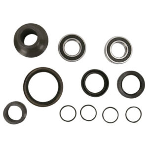 Pivot Works Front Wheel Bearing and Collar Kit for KTM 125 EXC 2000-2002