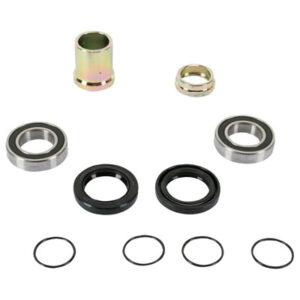 Pivot Works Front Wheel Bearing and Collar Kit for Suzuki RM125 1997-2000
