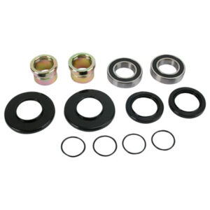 Pivot Works Front Wheel Bearing and Collar Kit for Kawasaki KX125 1993-1998