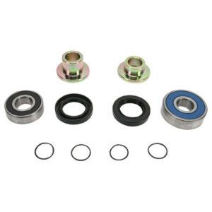 Pivot Works Rear Wheel Bearing and Collar Kit for Honda XR650L 2001-2009