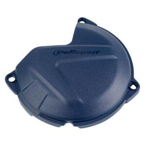 Polisport Clutch Cover Protection Blue for Husqvarna TC 125 2014-2015