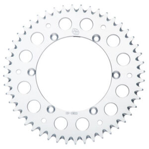 Primary Drive Rear Aluminum Sprocket 42 Tooth Silver for Arctic Cat DVX 400 2004-2008