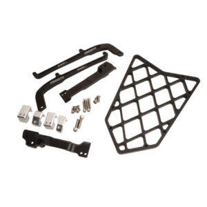 """Pro Moto Billet """"Rack It"""" Rear Cargo Rack Black for KTM 125 SX 2012-2015"""
