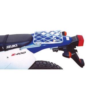 "Pro Moto Billet ""Rack It"" Rear Cargo Rack for Kawasaki KLX400SR 2003"