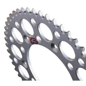 Renthal Rear Sprocket 45 Tooth Silver for Yamaha WR250R 2008-2018