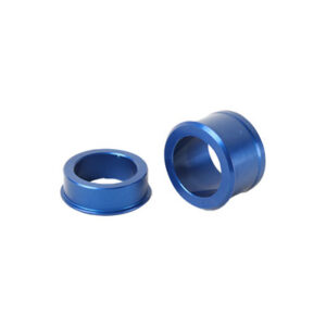 Ride Engineering Locking Front Wheel Spacers Blue for Yamaha YZ250F 2014-2018