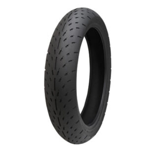 120/70ZR-17 (58W) Shinko 003 Stealth Front Motorcycle Tire for Aprilia Caponord 1200 ABS 2014-2016