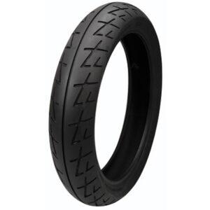 120/70ZR-17 (58W) Shinko 009 Raven Front Motorcycle Tire for Aprilia Caponord 1200 ABS 2014-2016