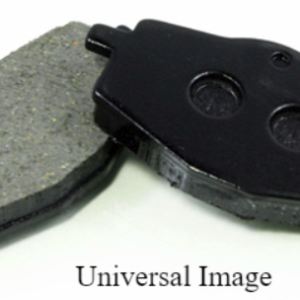 EMGO Rear Sintered Brake Pads for Aprilia SXV 450 (Supermotard) 2006-2012