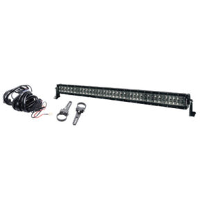 Slasher Products 3D Series LED Light Bar and Wiring Harness Kit 30″ 180 Watt for Arctic Cat WILDCAT 1000i H.O. 2012-2016