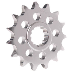 Vortex 525 Steel Front Sprocket 14 Tooth Silver for Ducati 1000 Multistrada/DS/SDS MTS1000 2004