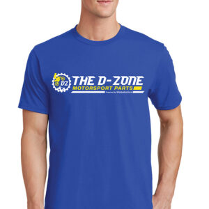 The D-Zone Logo T-Shirt – Mens