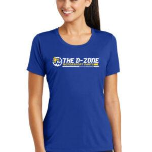 The D-Zone Logo T-Shirt – Womens